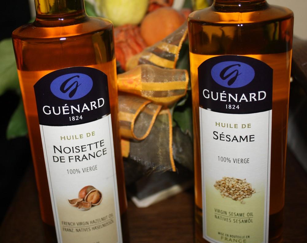 huile de noix guenard