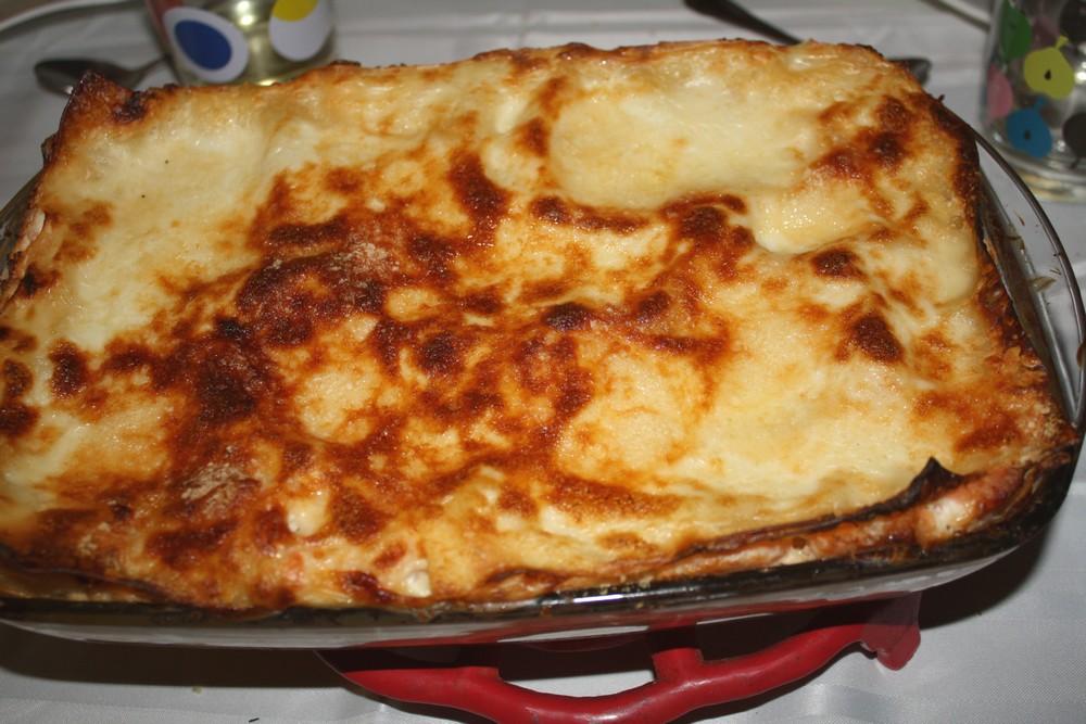 Lasagnes Au Deux Saumon Les Delices De Letiss