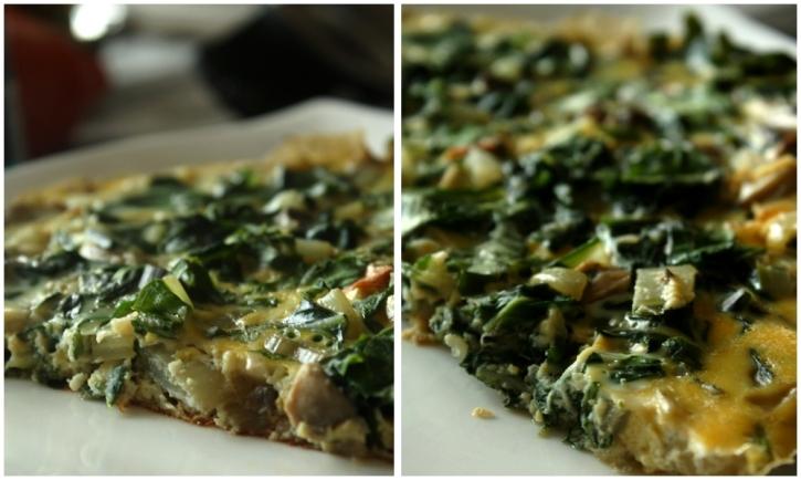 blettes omelette